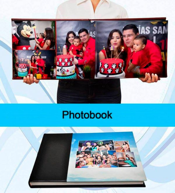 Photobook Albumes Da Vinci