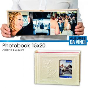 Albumes Da Vinci Photobook 15x20